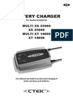 Cteck Xs 25000 Battery Charger