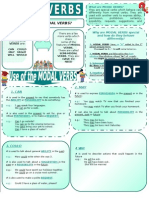 Which Are the Modal Verbs?
