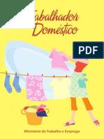 MTE-Cartilha Perguntas Respostas Trabalhor Domestico 2013