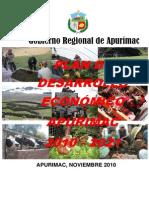 Plan_desarrollo Economico Apurimac