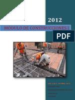 Modulo de Construcciones i -3u