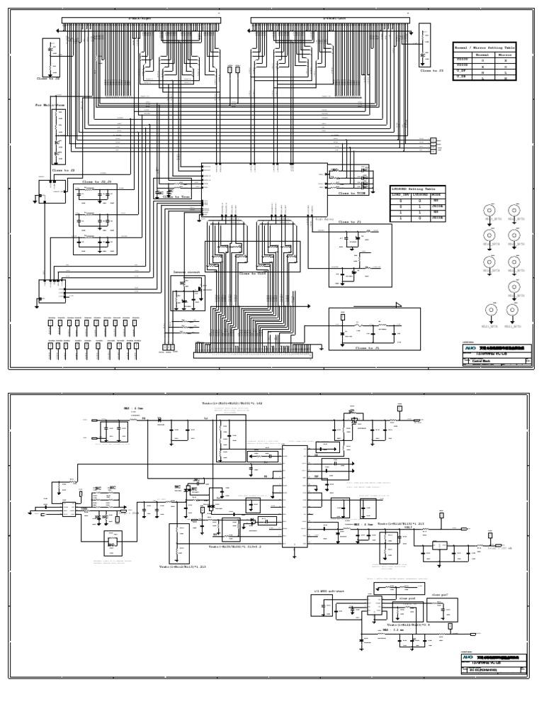 [DIAGRAM_38IS]  20742823-T370HW02-VC-BN07-00643A-T-CON | T Con Board Block Diagram |  | Scribd