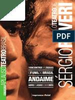 O TEATRO DE SERGIO ROVERI (4 PEÇAS)