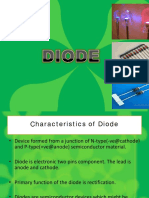 DIODE (Semiconductor Devices)