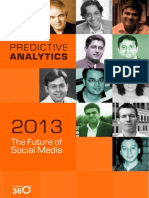 The Future of Social Media 2013