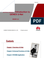 Introduction to Genex U-net