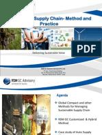 RSM GC SC Method and Practice 02012014