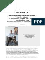 Entrevista Fernando Henrique Cardoso