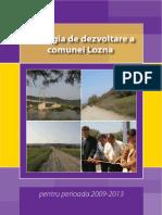 LOZNA - Plan Strategic de Dezvoltare Pentru Perioada 2009 -