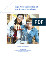 Achieving Science Standards
