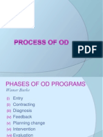 Process of OD