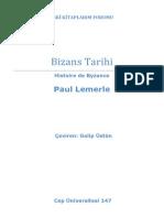 Paul Lemerle -- Bizans Tarihi v2