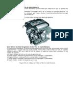 Motor de Gasolina (Otto de 4 Tiempos)