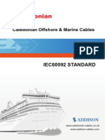 IEC 60092 Offshore & Marine Cables