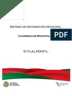 6.- Citlaltepetl