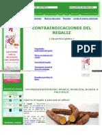 Www Botanical Online Com Regaliz Contraindicaciones Htm