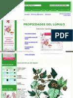 Www Botanical Online Com Medicinalslupulo Htm