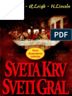 Baigent Leight and Lincoln - Sveta Krv Sveti Gral