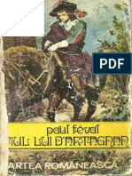 Paul Feval - Fiul Lui D'Artagnan