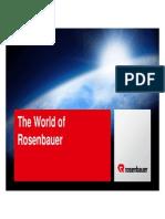The World of Rosenbauer