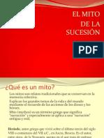 1.1.Mito de la sucesión