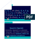 Basic Spanish (Pronunciation 1.14)