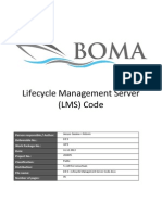 D3.5 - Lifecycle Management Server Code