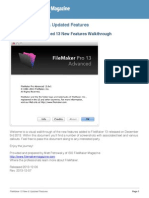 FileMaker 13 New Features_0