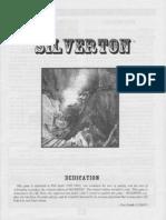 Silverton Boardgame - Rulebook v1.0