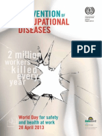 138309358 the Prevention Occupational Diseases