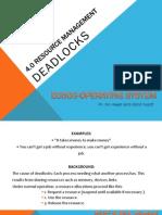Topik 4 Deadlock