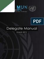 Delegate Manual SLMUN 2012