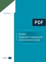 Regional Comparative eGov Study - Web