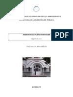 128218040 Psihosociologia Conducerii an III FAP SNSPA