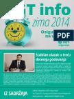 VGT Info zima 2014