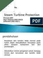 steam turbine protection