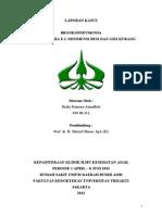 Case I Prof Muzief - Bp + Anemia