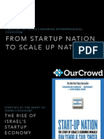 From Start-up Nation to Scale-up Nation