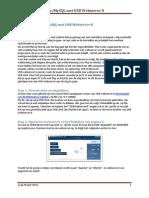Handleiding Php USBWebserver Wt