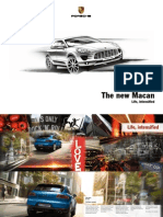 Porsche Macan Brochure