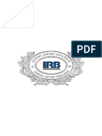 IRB Annual Report 11 12