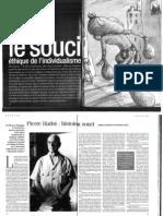 [1996] Dossier_ Le souci éthique de l'individualisme [Le Magazine Littérarire, 345_ juillet-août]