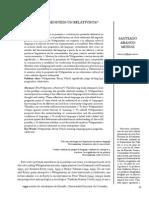 Wittgenstein y El Relativismo