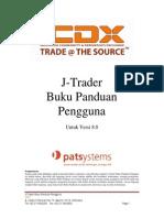 Panduan pengguna j trader