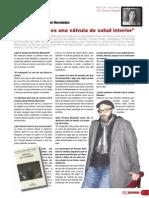 Entrevista Casino Magazine