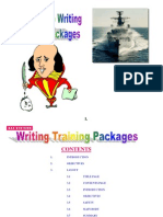 Writing Packages Guide May 2001[1]