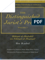 The Distinguished Jurists Primer Vol 1