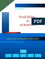 kurdistan food safety