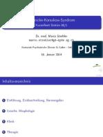 Wernicke-Korsakow-Syndrom