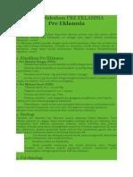 Laporan pendahuluan PRE EKLAMSIA.doc